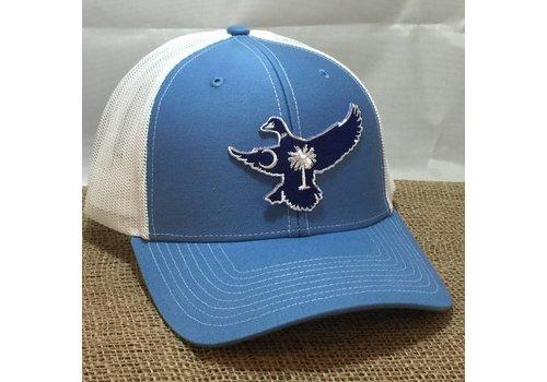Dixie Fowl Dixie Fowl Mallard Columbia Blue & White