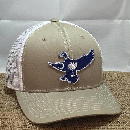 Dixie Fowl Mallard Tan & White