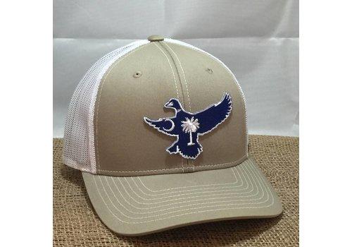Dixie Fowl Dixie Fowl Mallard Tan & White