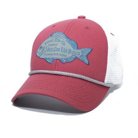 Flood Tide Sheepshead Trucker Hat