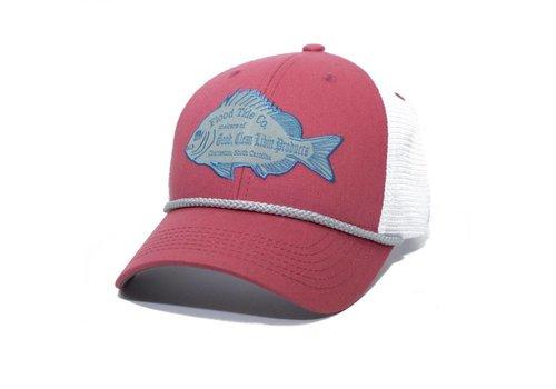 Flood Tide Co. Flood Tide Sheepshead Trucker Hat