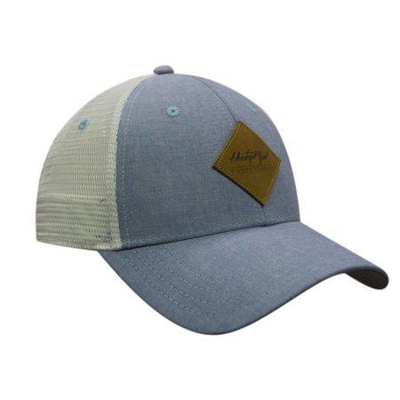 Hooked Soul Oxford Blue Hat
