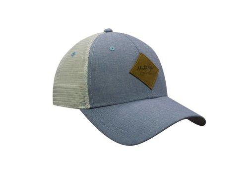 Hooked Soul Hooked Soul Oxford Blue Hat
