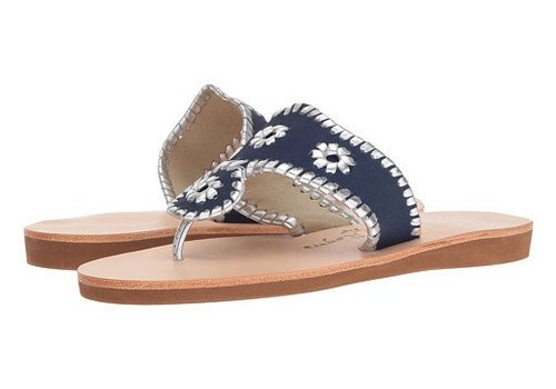 Jack Rogers Jack Rogers Boating Jacks Midnight / Silver