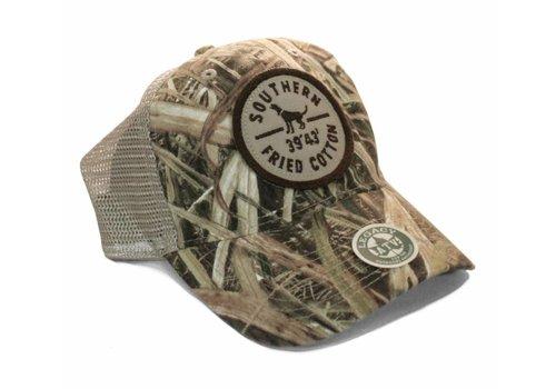 Southern Fried Cotton Southern Fried Cotton Howlin' Mossy Trucker Hat