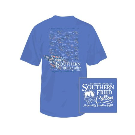 Southern Fried Cotton Turtle Current