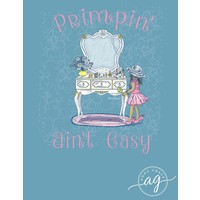 Anna Grace Prippin' Ain't Easy Ice Blue