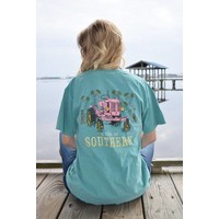 Anna Grace Southern Tractor Seafoam