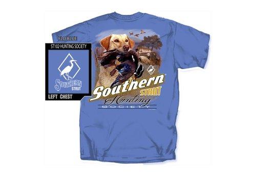 Southern Strut Southern Strut Hunting Society Flo Blue