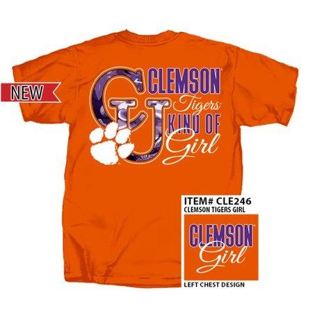Clemson Tiger Kind of Girl