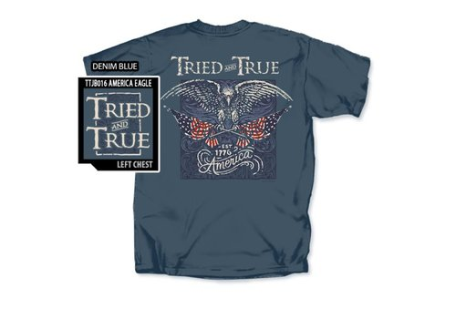Tried & True Tried & True American Eagle Denim Blue