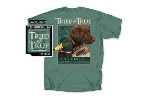 Tried & True Tried & True Chocolate Lab Light Green