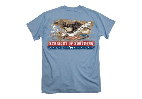 Straight Up Southern Straight Up Southern Patriotic Eagle