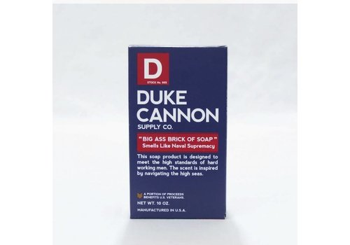 Duke Cannon Duke Cannon Big Ass Brick of Soap Naval Supremacy