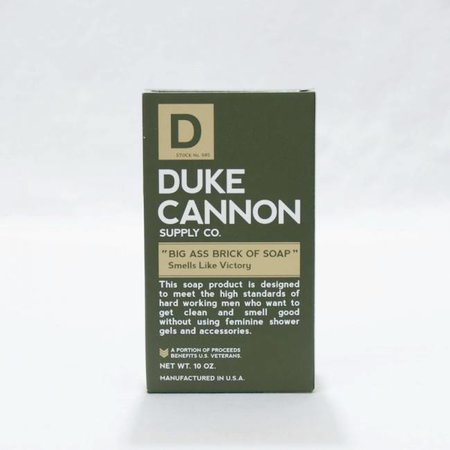 Duke Cannon Big Ass Brick of Soap Victory