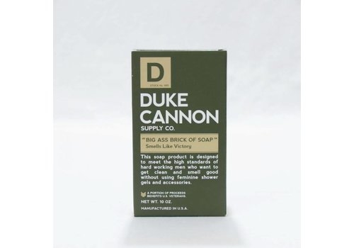 Duke Cannon Duke Cannon Big Ass Brick of Soap Victory