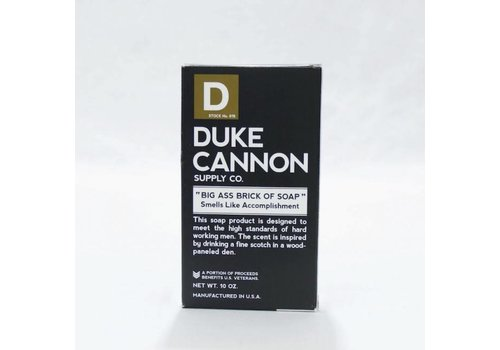 Duke Cannon Duke Cannon Big Ass Brick of Soap Accomplishment