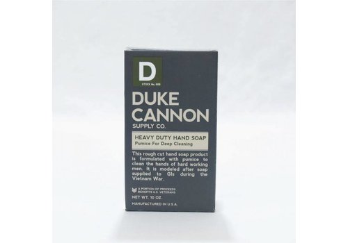 Duke Cannon Duke Cannon Big Ass Brick of Soap Pumice
