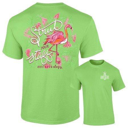 Strut Your Stuff Flamingo T Shirt