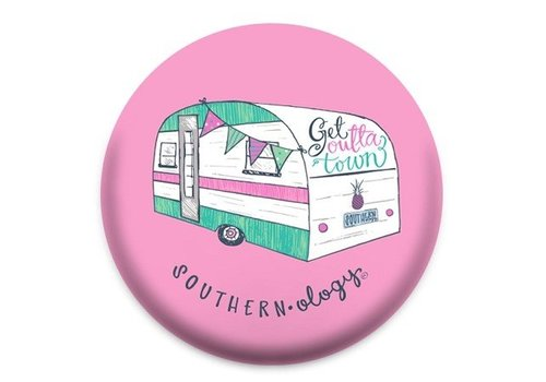 Southernology Southernology® Get Out Of Town Pop Socket