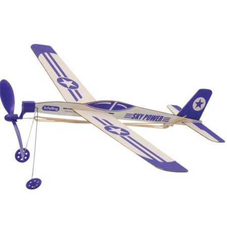 Sky Power Rubber Band Airplane