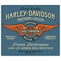 Harley Davidson Genuine Duty Oil Sign