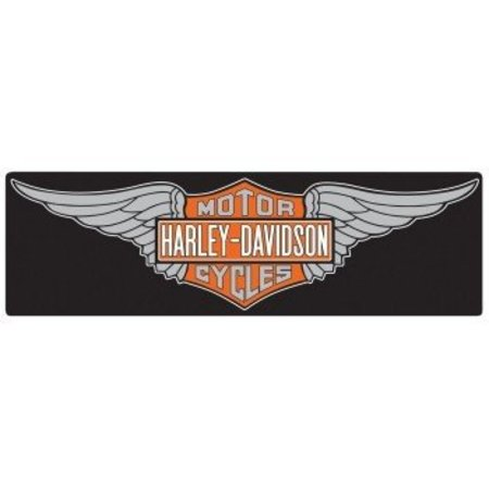 Harley Davidson Wings Sign