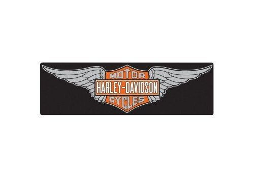 Ande Rooney Harley Davidson Wings Sign