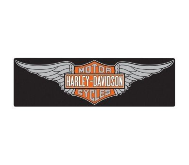Harley Davidson Wings Sign