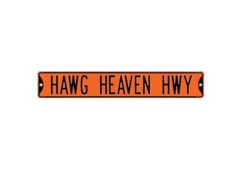 "Ande Rooney Jawg Heaven Highway 36"" Street Sign"