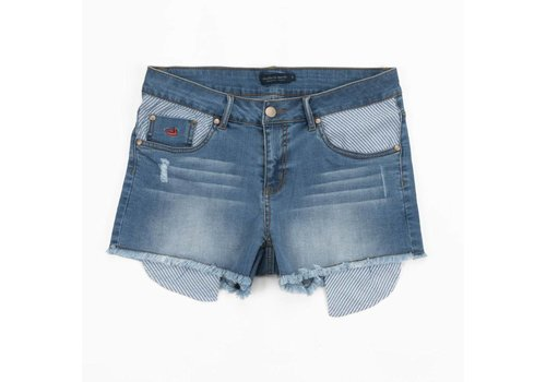 Southern Marsh Southern Marsh Denim Jessie Short Navy