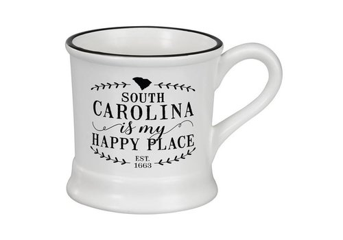 Ceramic Mug South Carolina