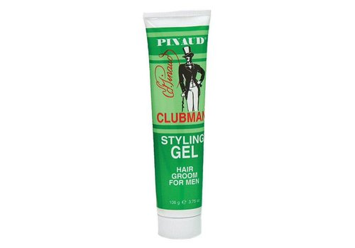 Clubman Pinaud Styling Gel 3.75 oz Tube
