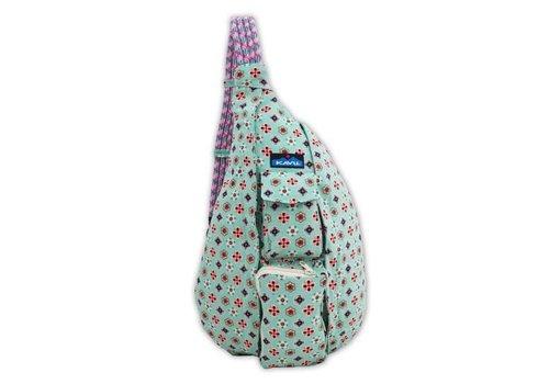 KAVU KAVU Rope Bag Daisy Doodle