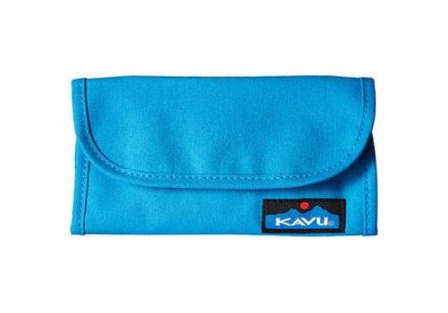 KAVU KAVU Big Spender Wallet River Blue