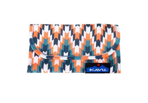 KAVU KAVU Big Spender Wallet Everglade Tile
