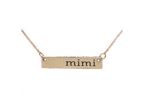 Simply Southern Simply Southern Necklace Mimi