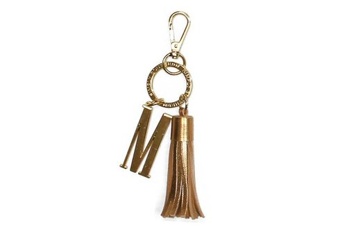 Simply Southern Simply Southern Tassel Keychain M