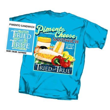 Tried & True Pimento Cheese Sandwich Sapphire