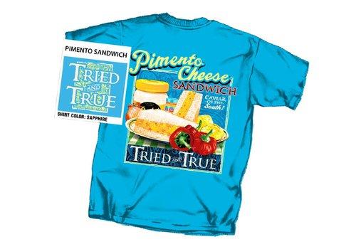 Tried & True Tried & True Pimento Cheese Sandwich Sapphire