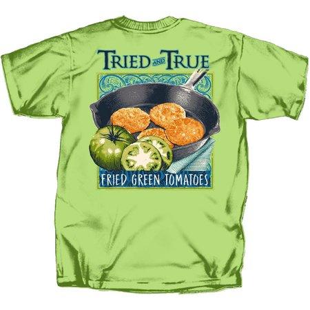 Tried & True Fried Green Tomatoes Kiwi