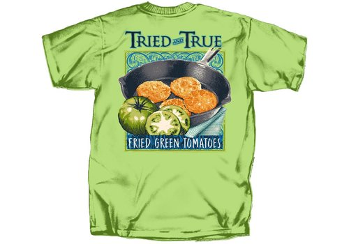 Tried & True Tried & True Fried Green Tomatoes Kiwi