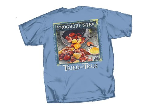 Tried & True Tried & True Frogmore Stew Washed Denim
