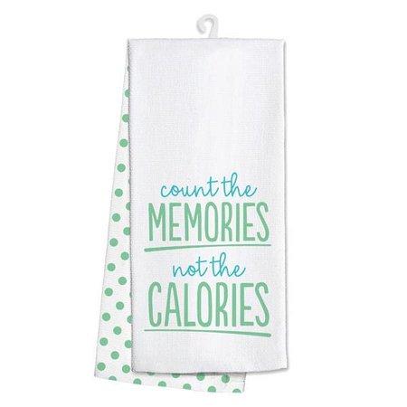 Kitchen Towel-Count Memories Not Calories