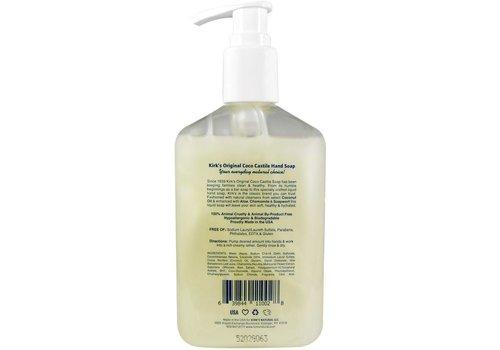 Kirk's Original Coco Castile Liquid Hand Soap, 8 fl oz (237 ml)