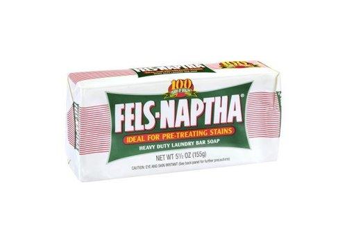 Fels Naptha Heavy Duty Laundry Soap One 5.5 Ounce Baf