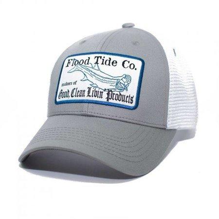 Flood Tide Tarpon Trucker Hat