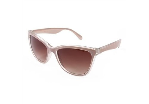 Clear Nude Sunglasses