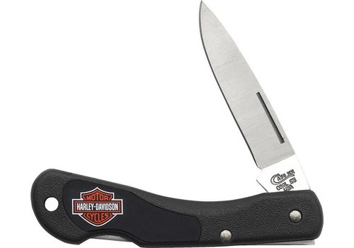 Case Cutlery Case XX Harley Davidson Mini Blackhorn