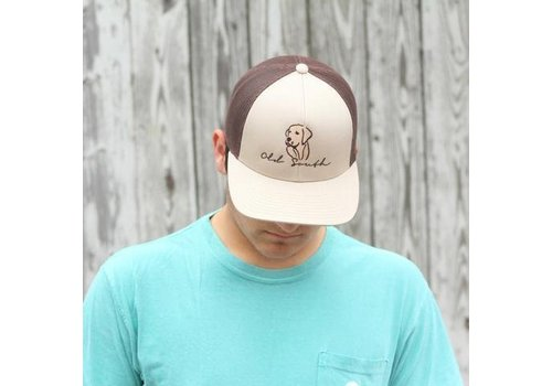 Old South Old South Buddy Khaki Hat